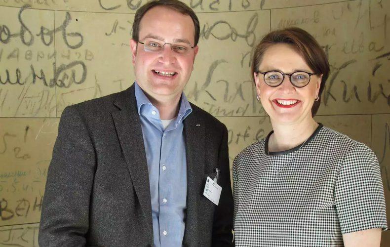 Fachübersetzer für Wirtschaft und Finanzen aus Tübingen zu Gast im Bundestag