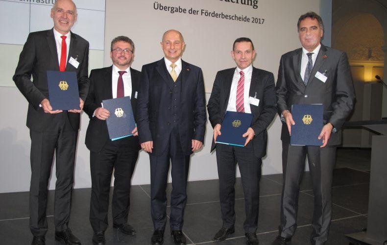 Bund fördert Gemeinden im Landkreis Tübingen mit über 3,6 Millionen Euro beim Breitbandausbau