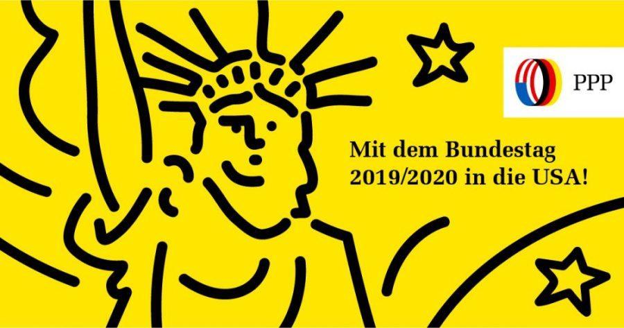Mit dem Deutschen Bundestag in die USA