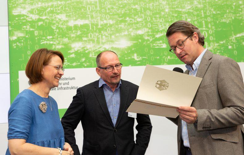 Tübingen erhält Förderbescheid für innovatives Verkehrsprojekt
