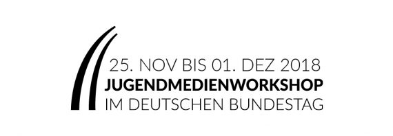 Jugendmedienworkshop im Deutschen Bundestag 2018