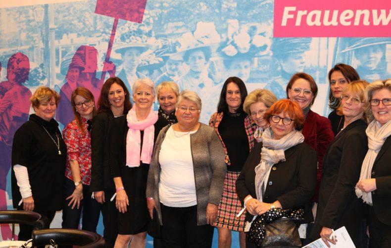Festveranstaltung 100 Jahre Frauenwahlrecht