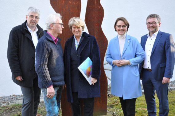 Besuch in Mössingen